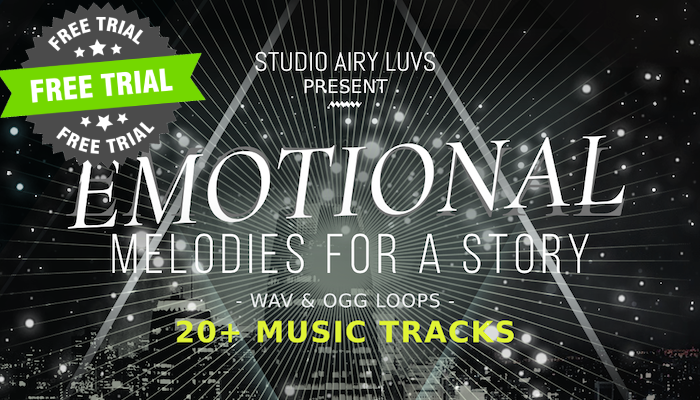 (FREE TRIAL) Emotional Melodies Game Music