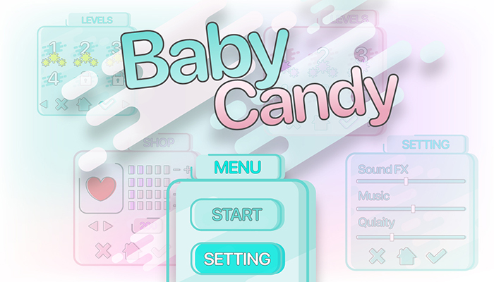 Baby Candy UI