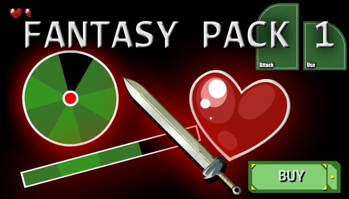 Fantasy Hud/GUI Items