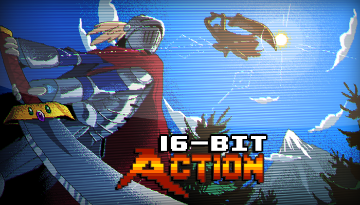 16-Bit Action Music Pack