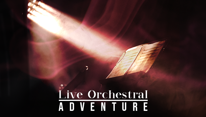 Live Orchestral Adventure Music Pack