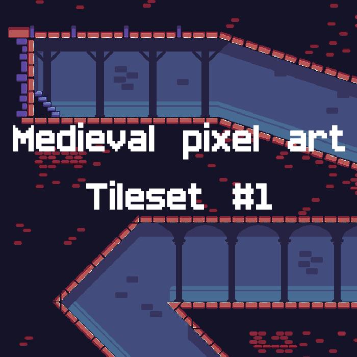 Medieval Pixelart Tileset #1