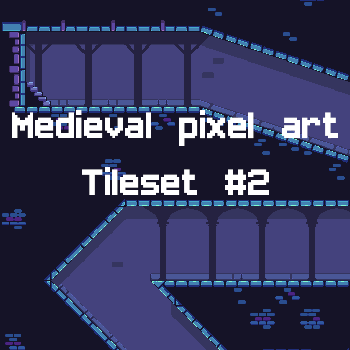 Medieval Pixelart Tileset #2