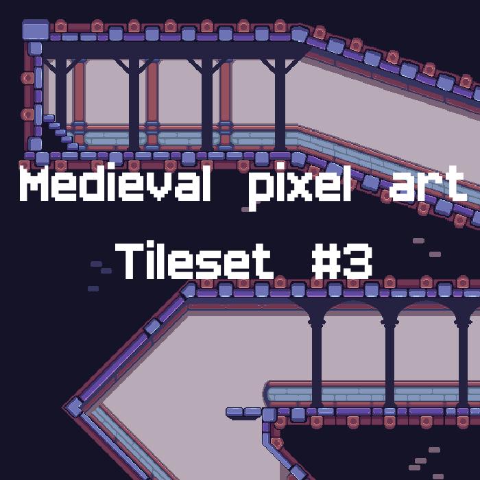 Medieval Pixelart Tileset #3