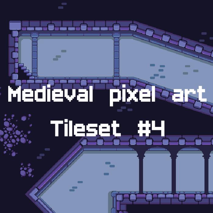 Medieval PixelArt Tileset #4