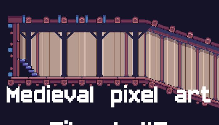 Medieval PixelArt Tileset #5