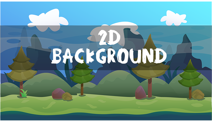 Free Forest Background (Vector&PNG)