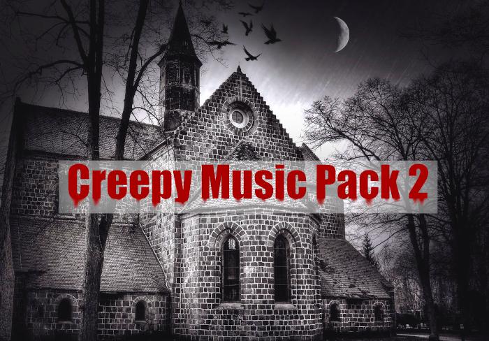 Creepy Music Pack 2