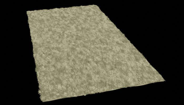 shagy styled carpet