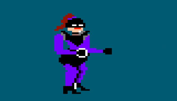 Pixel Super Spy