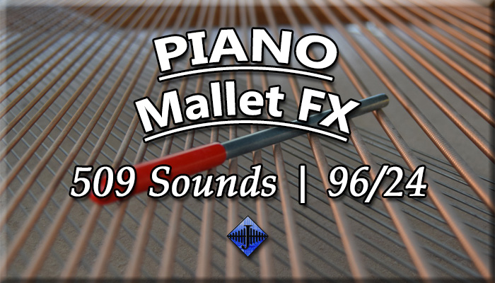 Piano – Mallet FX (Free Sample)