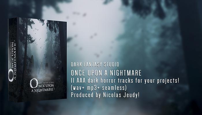 Dark Fantasy Studio- Once upon a nightmare