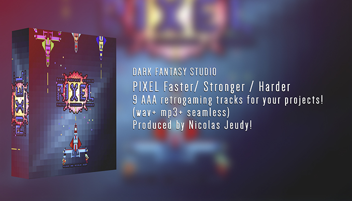Dark Fantasy Studio- Pixel