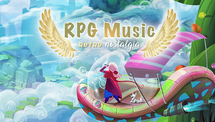 Retro Nostalgia RPG Music Pack