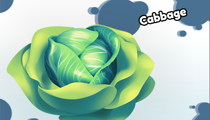 CABBAGE FOR ISOMETRIC GAMES