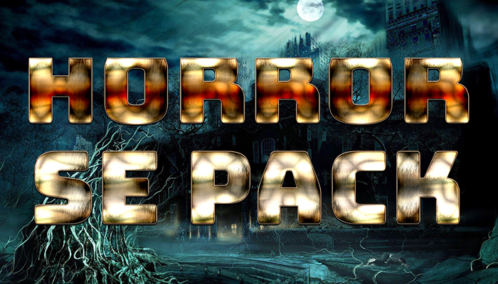Horror Sound Effects Pack