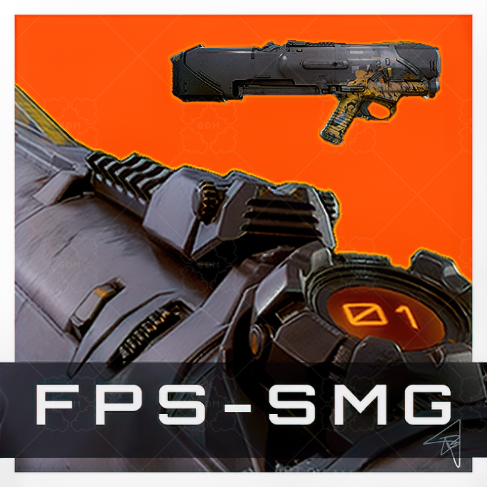 FPS_SMG modern | sci-fi