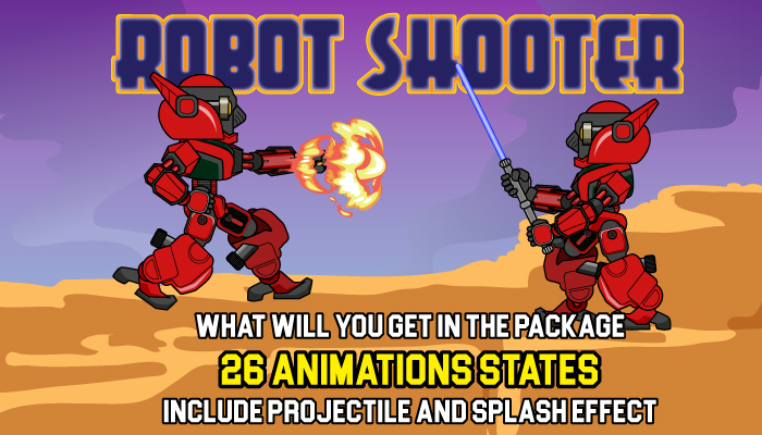Robot Shooter