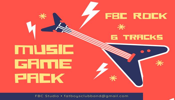 FBC Rock Music Pack