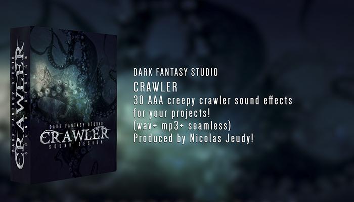 Dark Fantasy Studio- Crawler