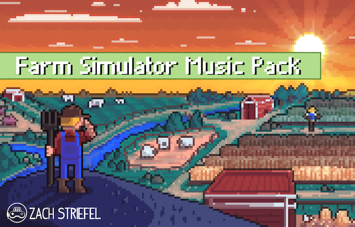 Farm Simulator Music Pack