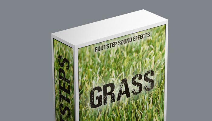 Footsteps SFX – Grass