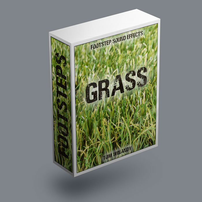 Footsteps SFX – Grass