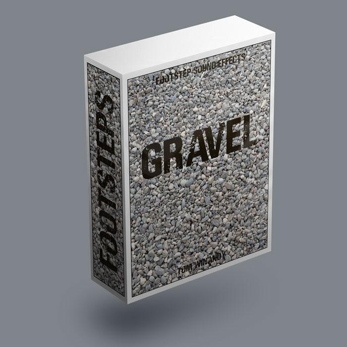 Footsteps SFX – Gravel