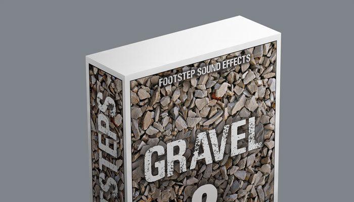 Footsteps SFX – Gravel 2