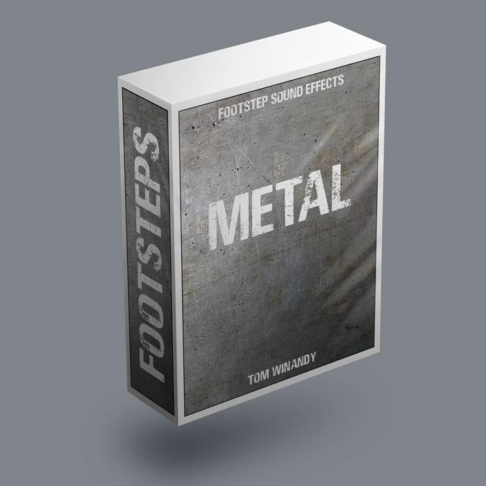 Footsteps SFX – Metal