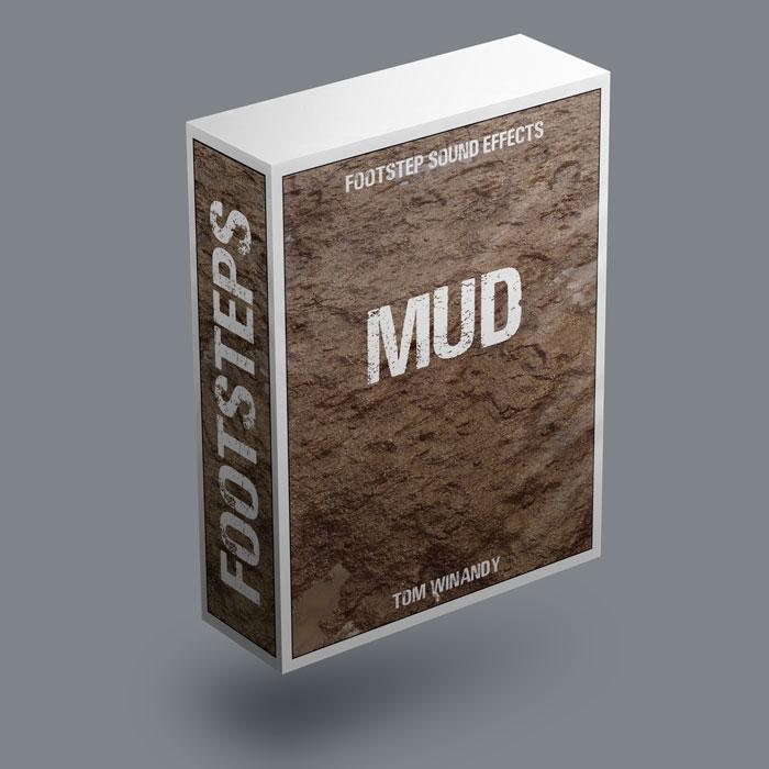 Footsteps SFX – Mud