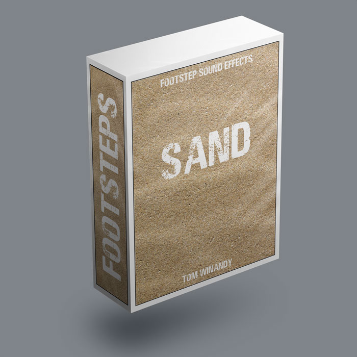 Footsteps SFX – Sand