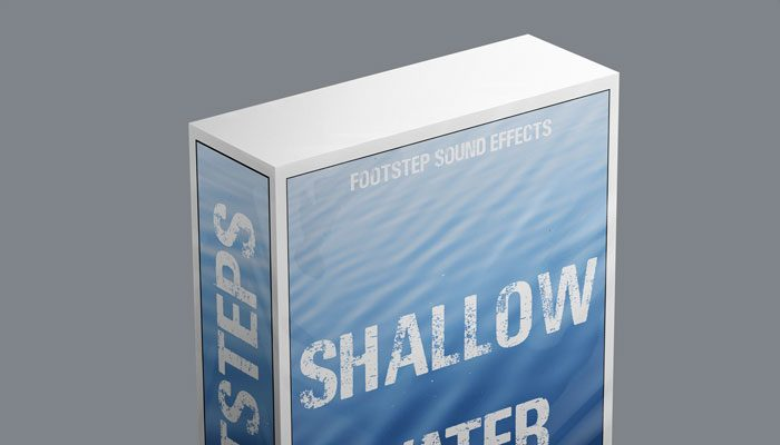 Footsteps SFX – Shallow Water / Wet Surface