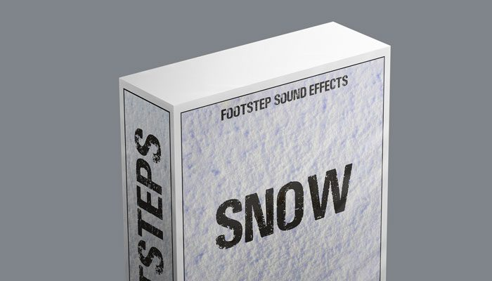 Footsteps SFX – Snow