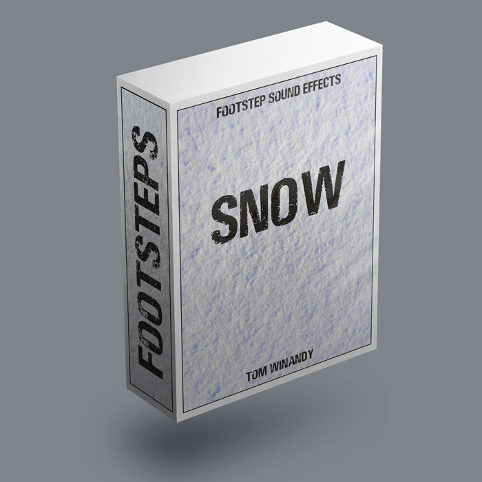 Footsteps Sound FX – Snow