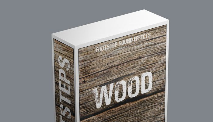 Footsteps Sound FX – Wood