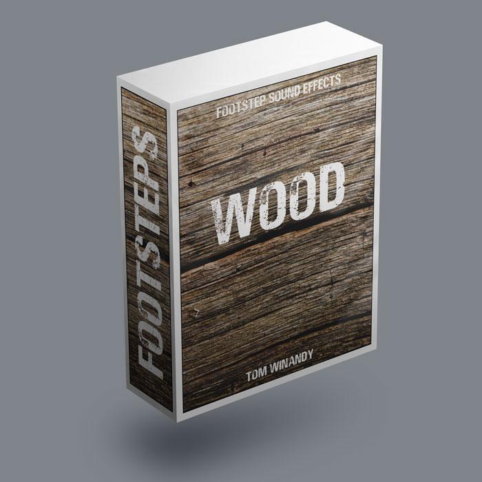 Footsteps Sound FX – Wood