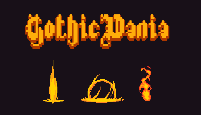 Gothicvania Magic Pack N2 – Fire