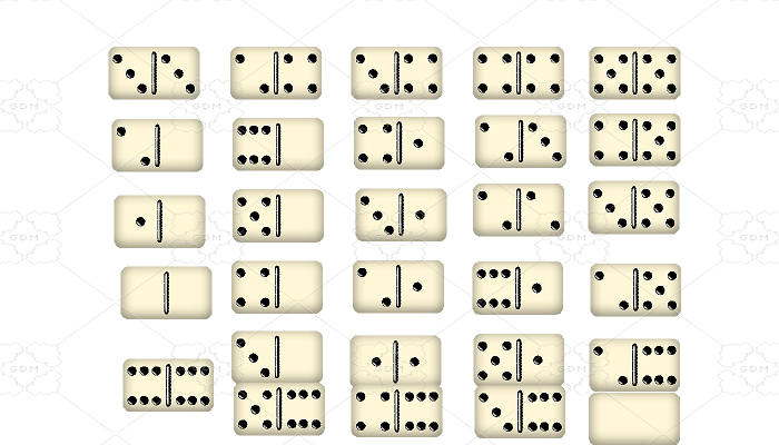 Dominoes basic pack