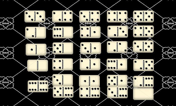Dominoes basic pack