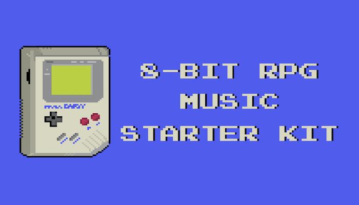 8-Bit RPG Starter Kit