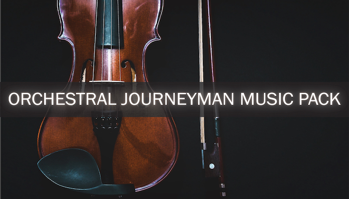 Orchestral Journeyman Music Pack