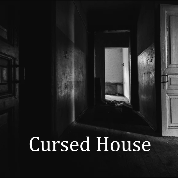 Cursed House-Horror menu theme
