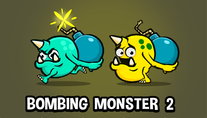 Bombing monster 2