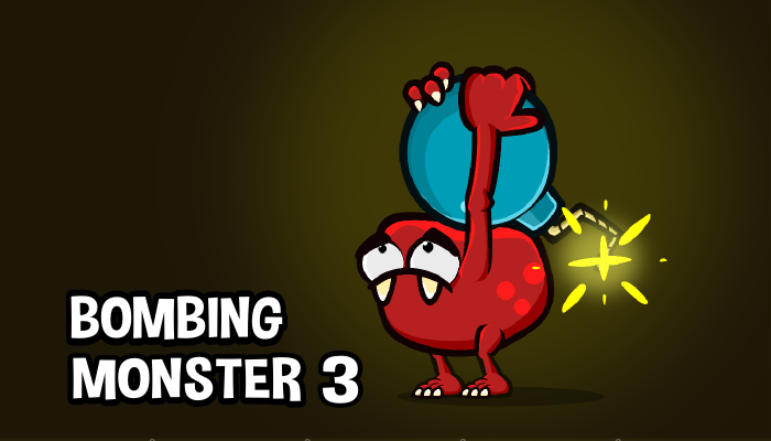 Bomber monster 3