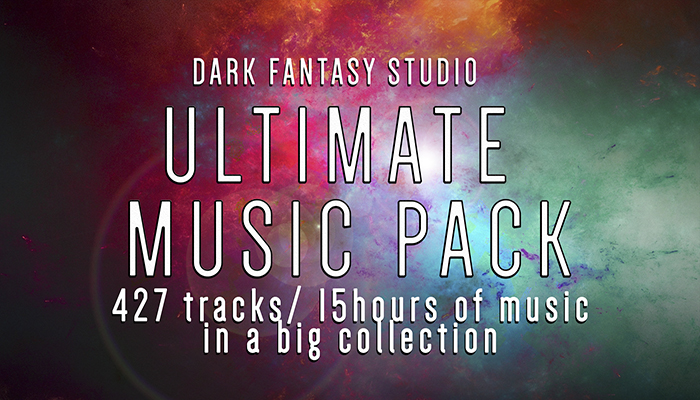 Dark Fantasy Studio- ULTIMATE MUSIC PACK