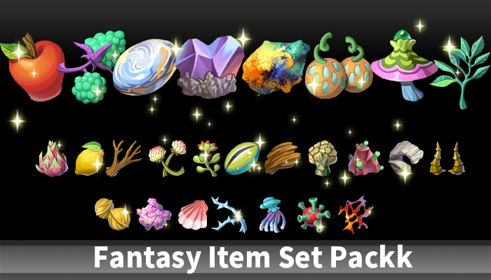 Fantasy Item Set Pack