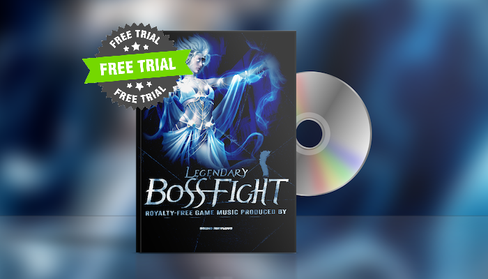 Free Trial Legendary Boss Fight Game Music