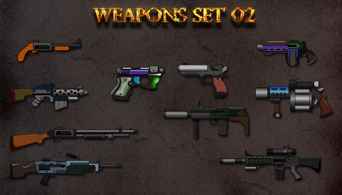 Weapons_ Vol.02