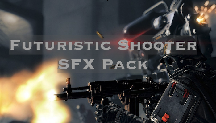 Futuristic Action Shooter Pack!